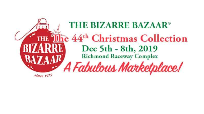 Bizarre Bazaar Christmas Image