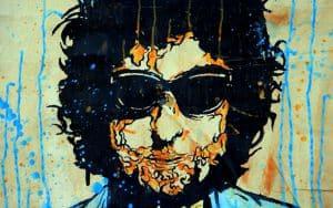 Bob Dylan Petersburg Image