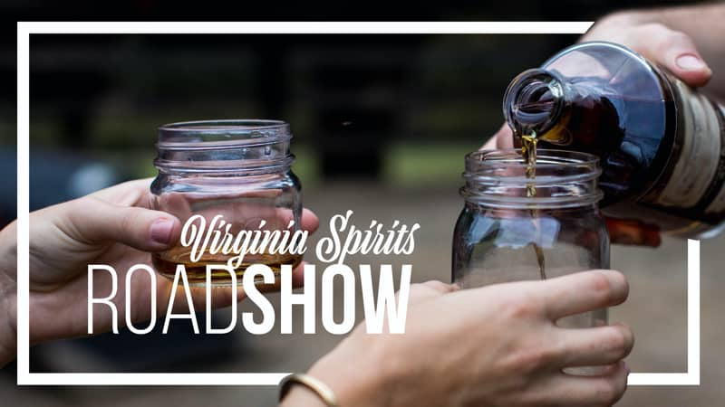 Virginia Craft Spirits Roadshow Image