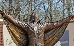 Elvis Birthplace Monument Image