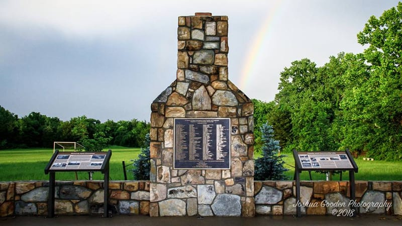 Rockingham Rainbow Blue Ridge Heritage Project Image