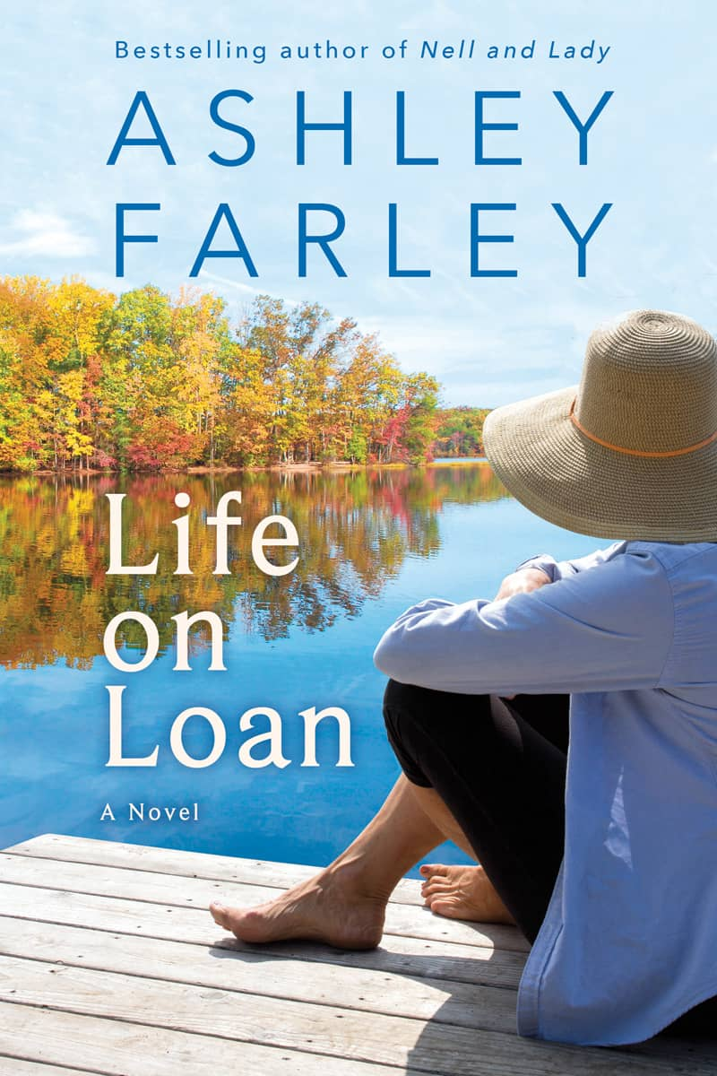 Life on Loan book by Ashley Farley