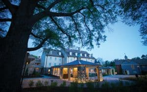 Boar's Head Resort in Charlottesville provides a soothing respite for visitors Image