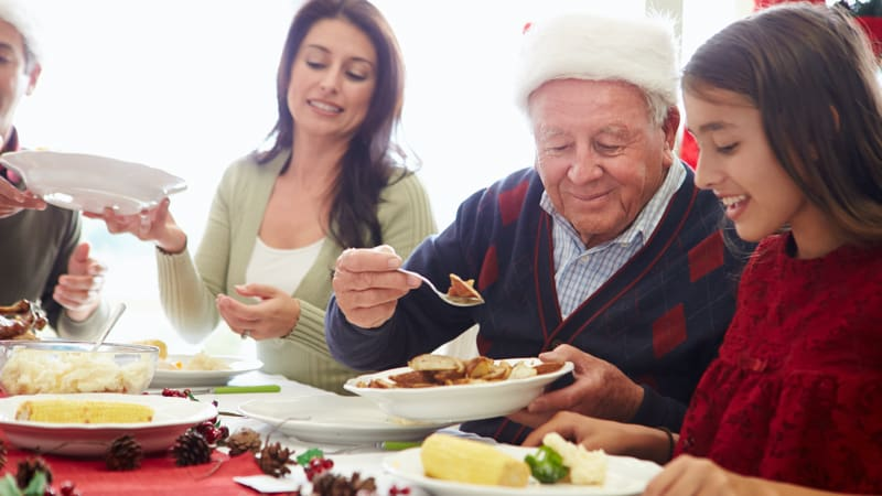 Holiday gathering host wants the rest of her family to contribute to the meal Image