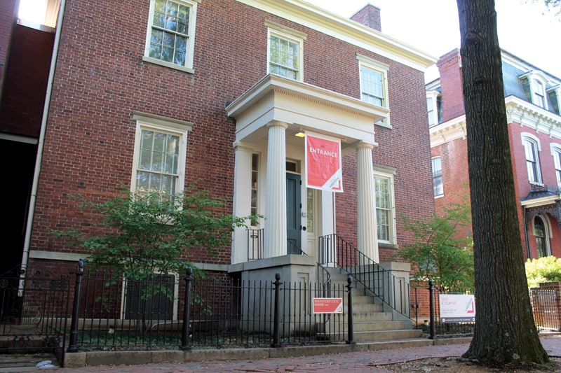The Valentine history museum is one of Richmond's great museums