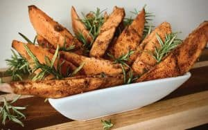 Sweet Potato Fries a Virginia Holiday Tradition Image