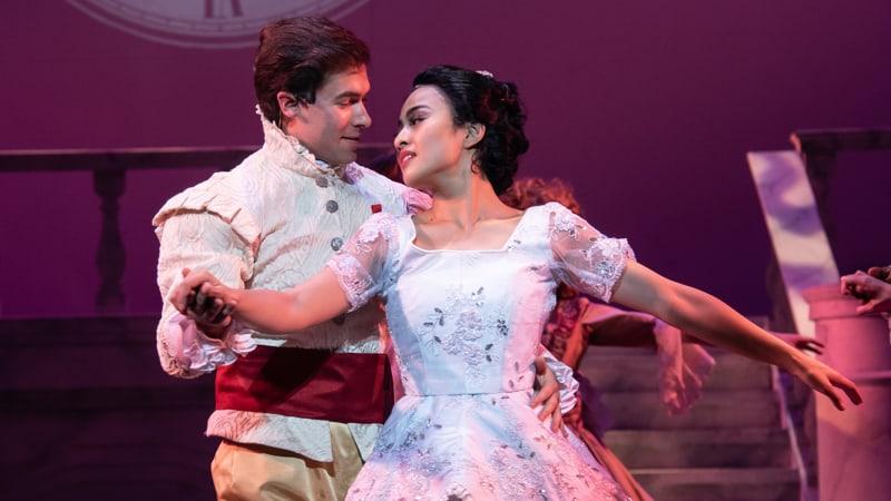 Rodgers and Hammerstein's Cinderella Image