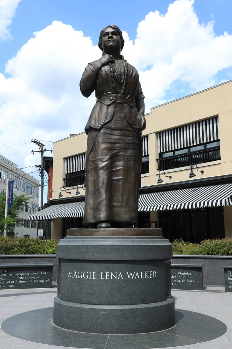Maggie Walker statue in Richmond proves how diverse we are