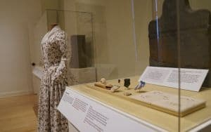 Sally Hemings Paradox exhibition dress Image