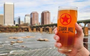 Starr Hill Richmond Beer Hall and Rooftop Image