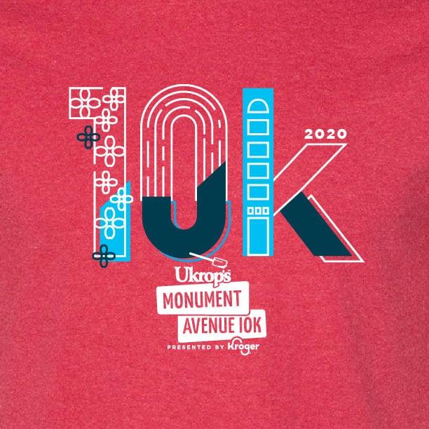 Winning 10k Participant Shirt Design
