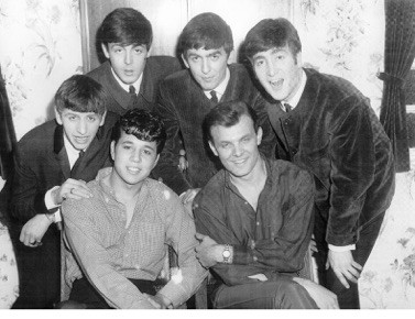 Tommy Roe and the Beatles