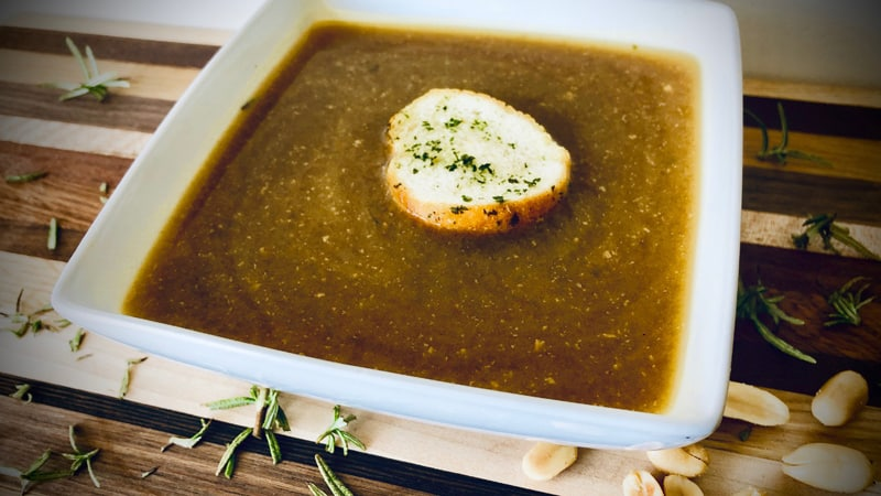 Peanut soup Image