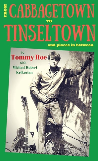 Tommy Roe book cover