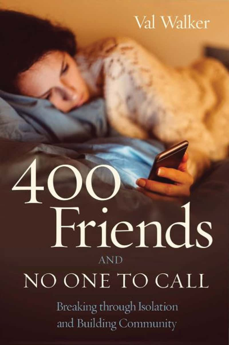 400 Friends and No One to Call cover