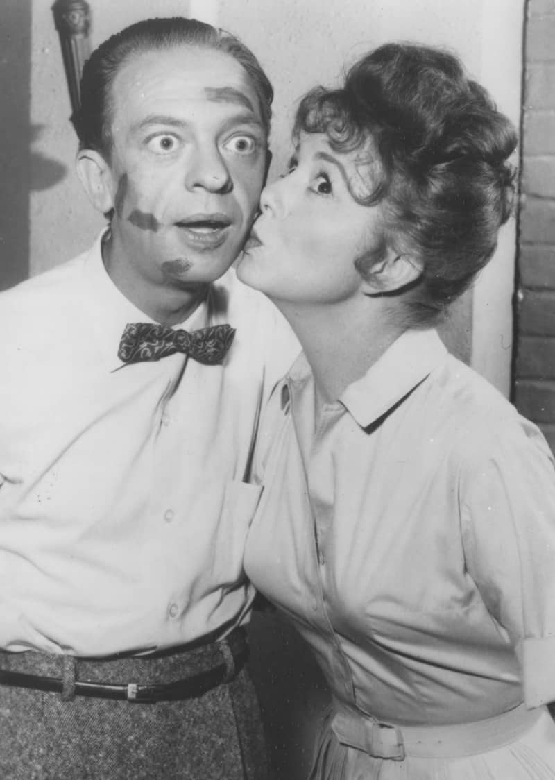"Actress Betty Lynn on ""The Andy Griffith Show"""