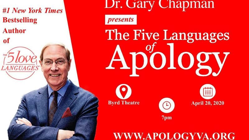 Five Languages of Apology Image