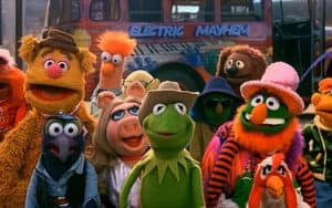Muppet Movie which isn't musicals but it's still pretty good Image