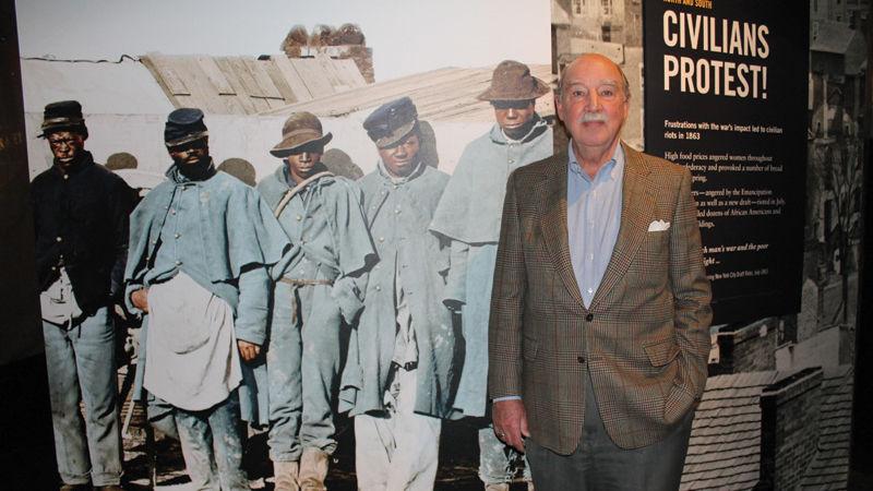 S. Waite Rawls, American Civil War Museum Foundation Image