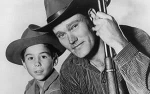 Johnny Crawford, son of 'the Rifleman' Image