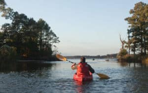 Kayaking on the Middle Peninsula Image