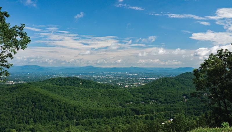 The Roanoke Valley