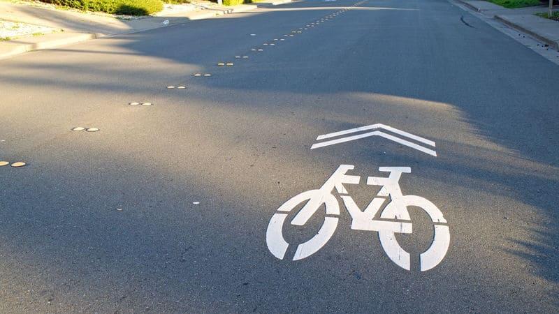 Bike lane Image