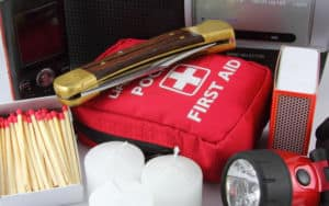 Emergency kit Image