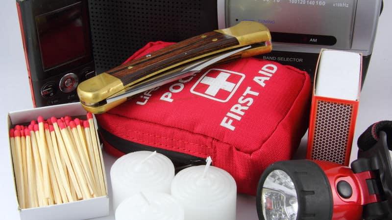 Emergency kit Image