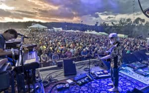 String Cheese Incident at a Virginia Music Festival Image
