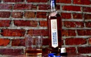 Virginia Distillery Co. Courage & Conviction whiskey Image
