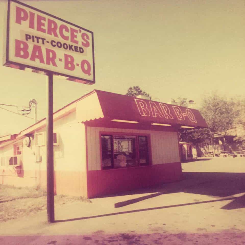 Pierce's Pitt BBQ