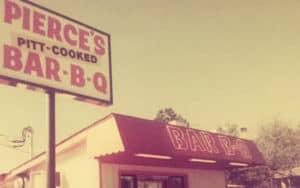 Pierce's Pitt BBQ Image