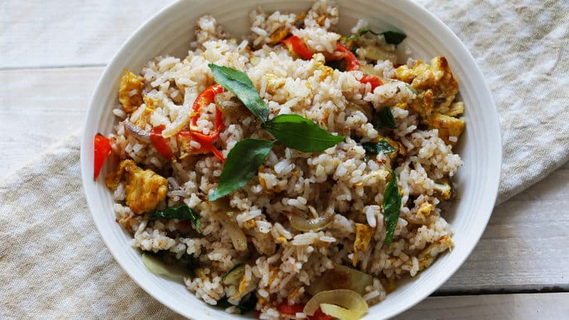 Spiced up whole grains Image