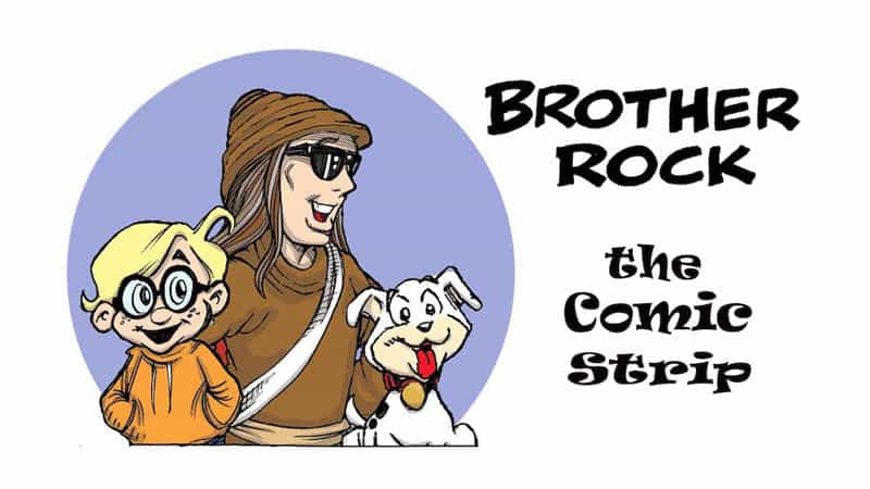 Brother Rock Image