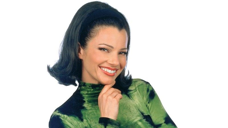 Fran Drescher from The Nanny Image