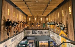 Packers Museum at Green Bay, Wisconsin Image