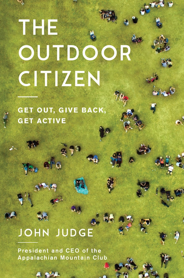 The Outdoor Citizen book cover