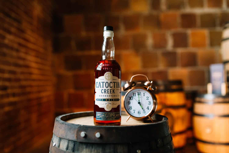 Catoctin Creek Roundstone Rye Whisky