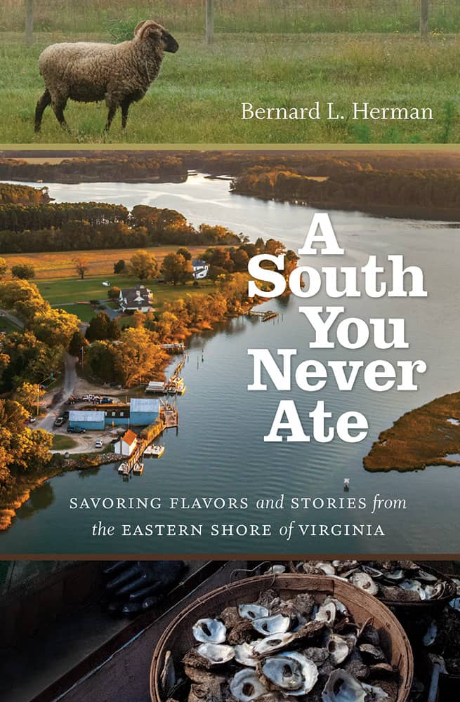 A South You Never Ate book cover by Bernard L. Herman