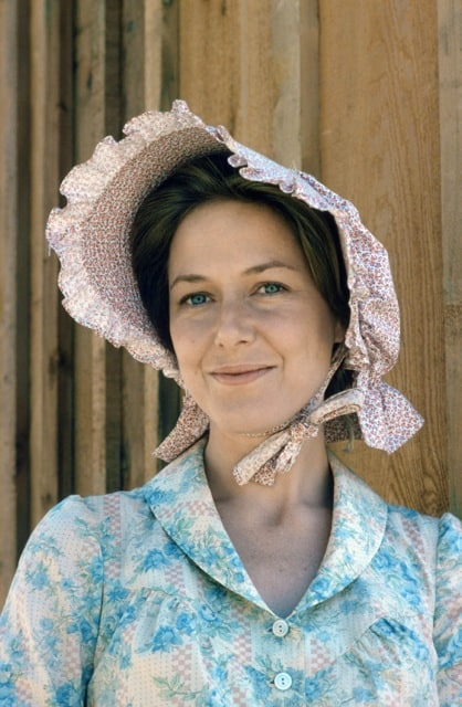 Karen Grassle from Little House on the Prairie