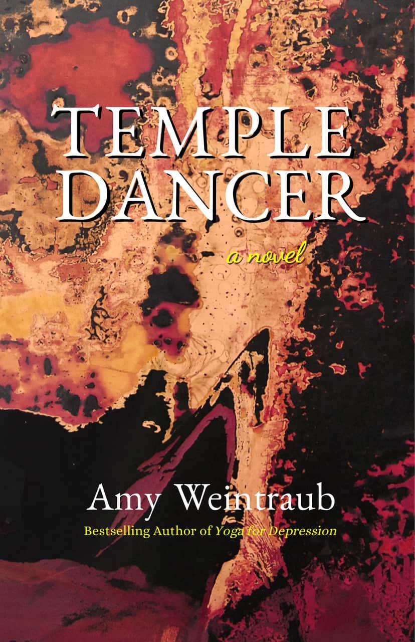 Temple Dancer book by Amy Weintraub