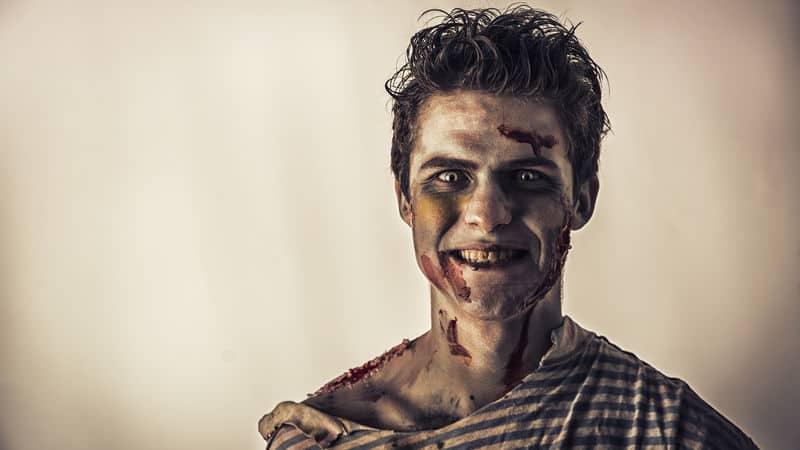 Zombie monologues boy Image