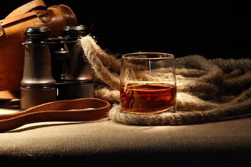 New World rum