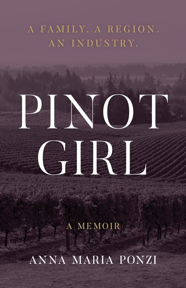 Pinot-Girl by Anna Maria Ponzi