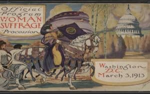 Women's suffrage progress and pitfalls Image