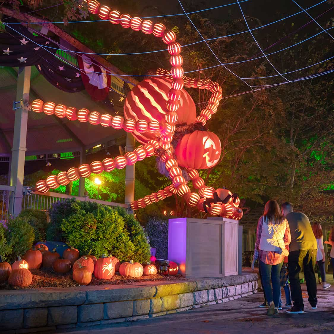 Silver Dollar City harvest festival