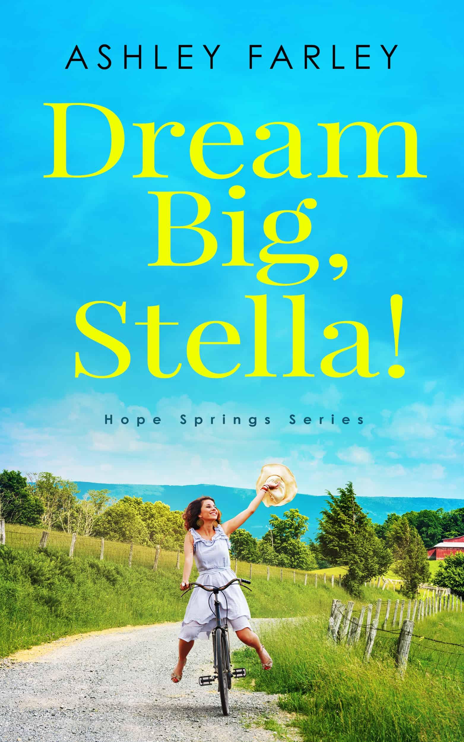 Dream Big Stella cover