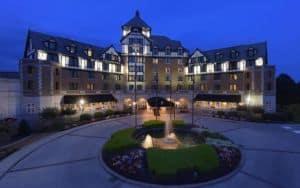 Hotel Roanoke, home of The Regency Room Image