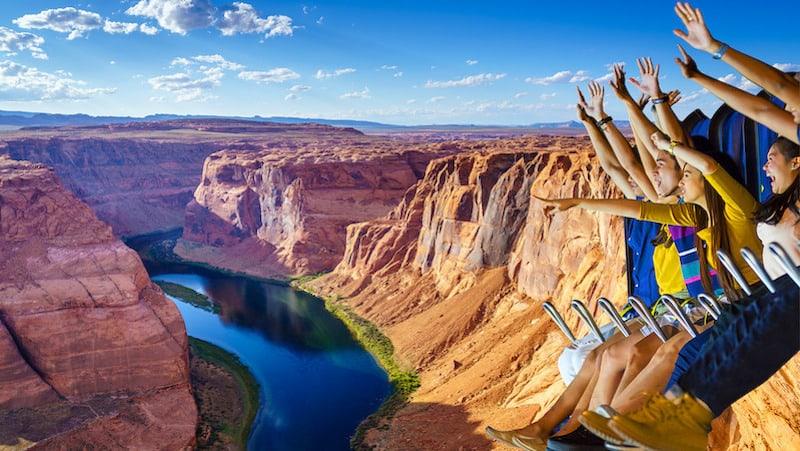 FlyRide Grand Canyon Image